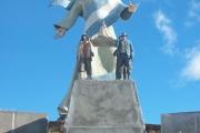 Monumento a la Madre Patria en los 100 años de la Localidad de Andacollo