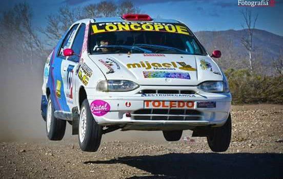 El Rally Neuquino se correrá en Andacollo