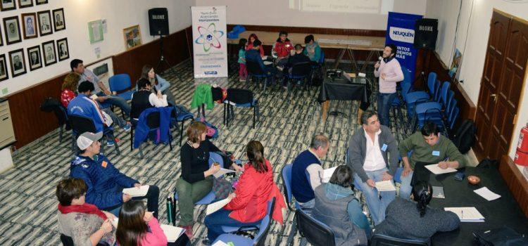 Se realizó el taller en elaboración de proyectos sociales