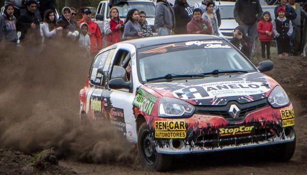 Rally Neuquino en Andacollo