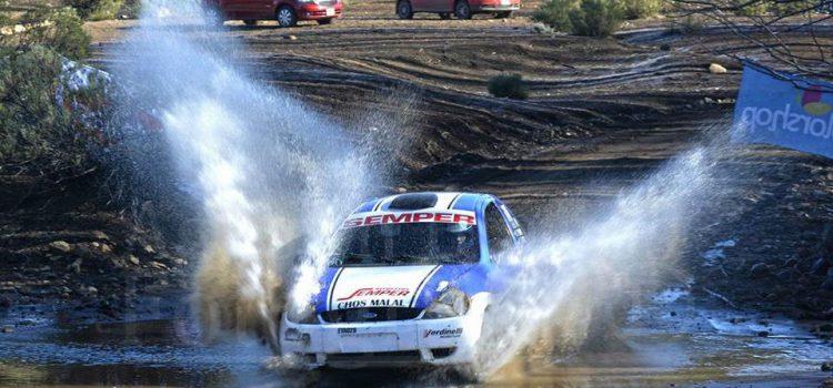 Andacollo vibró con la sexta fecha del Rally Neuquino