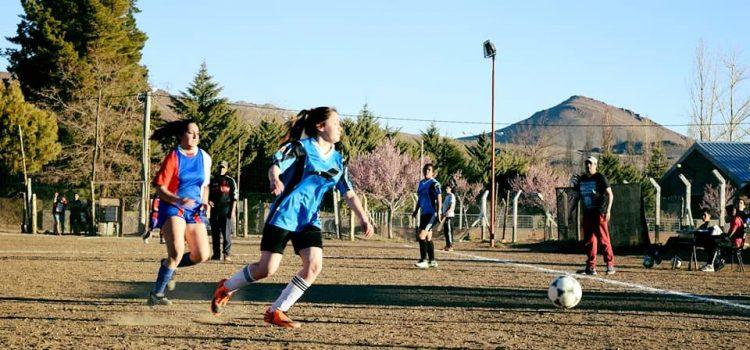 Arrancó un nuevo Torneo Institucional de Fútbol en Andacollo