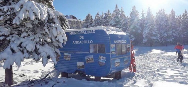 Parque recreativo de nieve El Llano